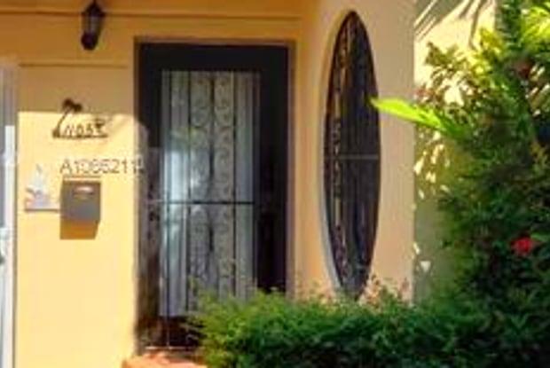 1105 Palermo Ave. - 1105 Palermo Avenue, Coral Gables, FL 33134