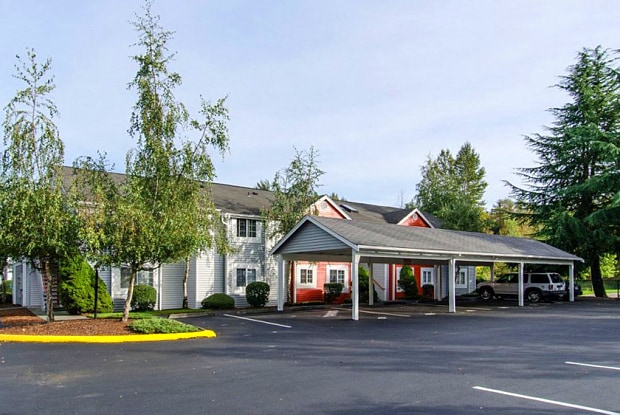 Crown Pointe Apartments - 2611 84th Street Ct S, Lakewood, WA 98499
