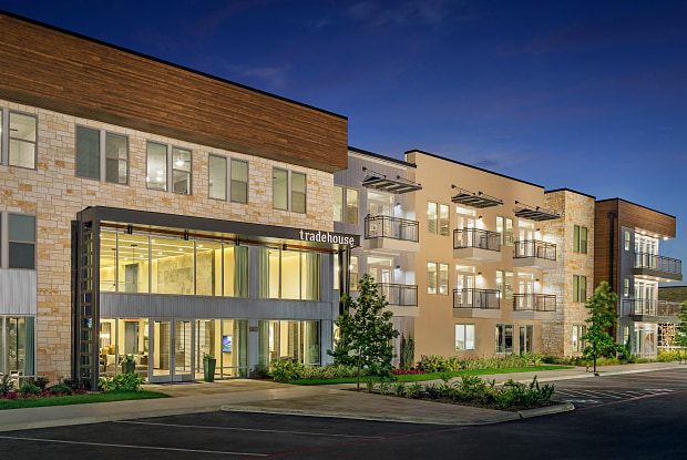 Tradehouse At Bulverde Marketplace Apartments For Rent