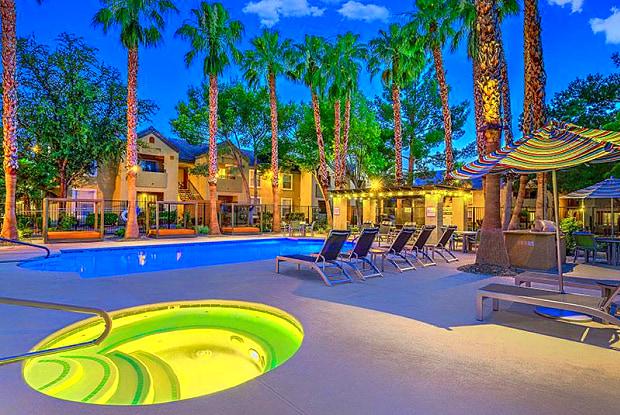 Villa Serena Apartments - 325 N Gibson Rd, Henderson, NV 89074