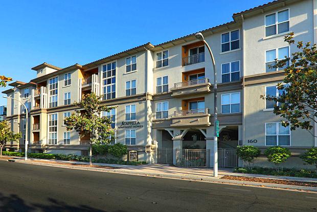 Acappella Pasadena - 145 Chestnut St, Pasadena, CA 91103
