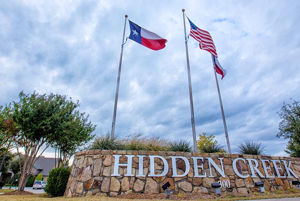 Hidden Creek - 300 S Watters Rd, Allen, TX 75013