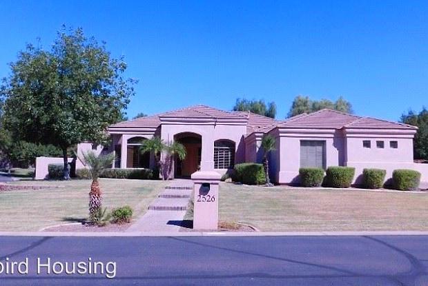 2526 E Park Ave - 2526 East Park Avenue, Gilbert, AZ 85234