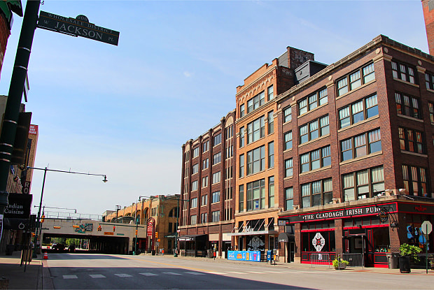 Janus Lofts - 255 S McCrea St, Indianapolis, IN 46225