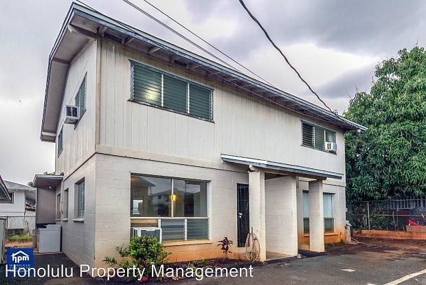 3484 Salt Lake Blvd - 3484 Salt Lake Boulevard, Honolulu, HI 96818