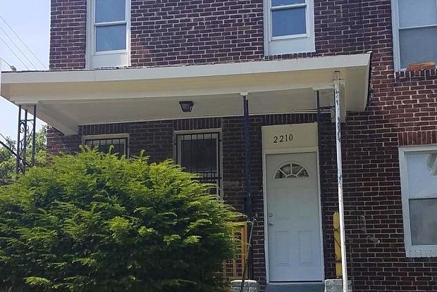 2210 W LANVALE STREET - 2210 West Lanvale Street, Baltimore, MD 21216
