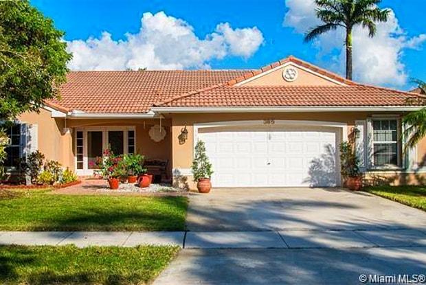 352 SW 187th Ter - 352 Southwest 187th Terrace, Pembroke Pines, FL 33029