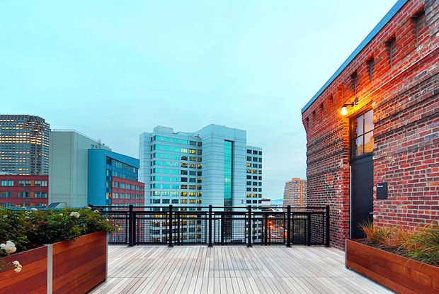 Modera Lofts - 350 Warren Street, Jersey City, NJ 07302