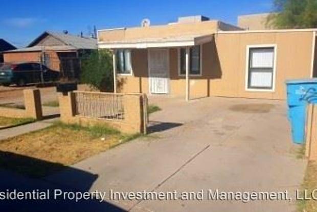 1920 W. Tonto St. Front house - 1920 West Tonto Street, Phoenix, AZ 85009