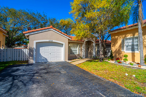 12768 NW 13 ST - 12768 NW 13th St, Sunrise, FL 33323