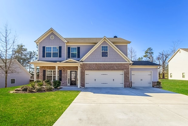 1231 Saint James Place - 1231 St James Place, Loganville, GA 30052