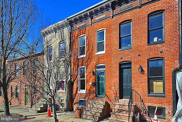338 COLLINGTON AVE S - 338 South Collington Avenue, Baltimore, MD 21231