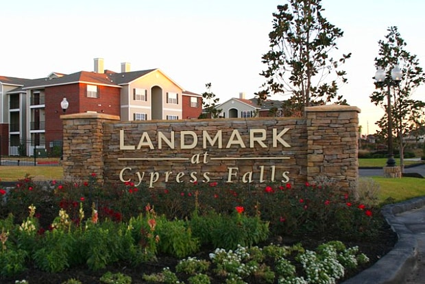Landmark At Cypress Falls Apartments Houston Tx
