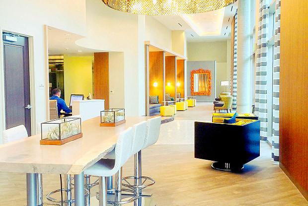 Centerra Apartments - 77 N Almaden Blvd, San Jose, CA 95110