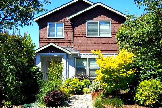 8053 26th Ave NW - 8053 26th Avenue Northwest, Seattle, WA 98117