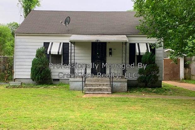 1351 Salem St - 1351 Salem Street, Memphis, TN 38122