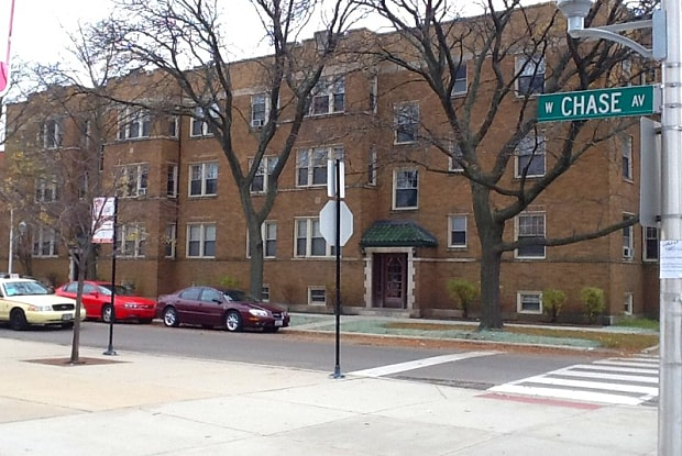 Chase Manor - 2317 West Chase Avenue, Chicago, IL 60645