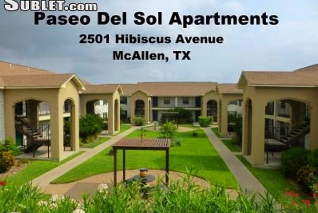 2501 Hibiscus Ave - 2501 Hibiscus Avenue, McAllen, TX 78501