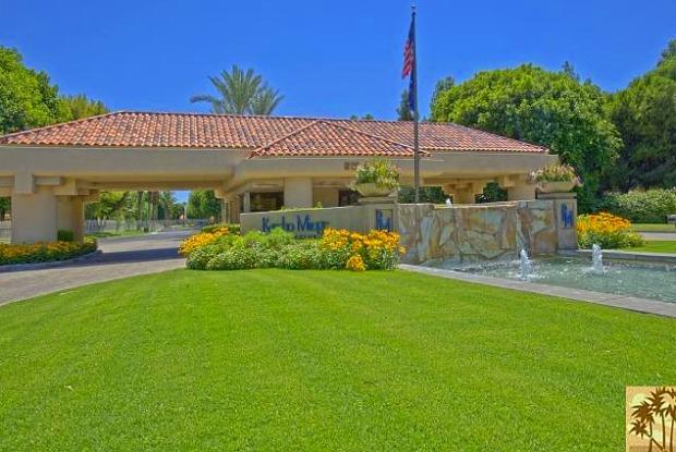 75 Kavenish Drive - 75 Kavenish Dr, Rancho Mirage, CA 92270