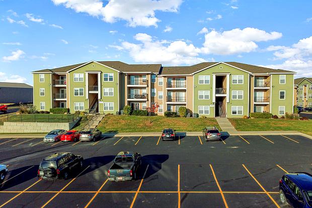 Quinton Point - 2316 Wildcat Lane, Junction City, KS 66441