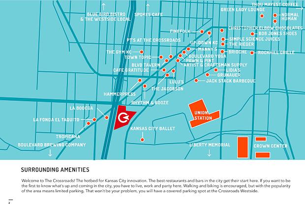 Crossroads Westside - 601 Avenida Cesar E Chavez, Kansas City, MO 64108