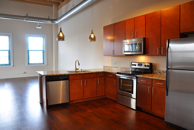 Chicago Street Lofts - 222 E Chicago St, Milwaukee, WI 53202