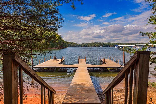 Lake Lanier Club - 1701 Dawsonville Hwy, Gainesville, GA 30504