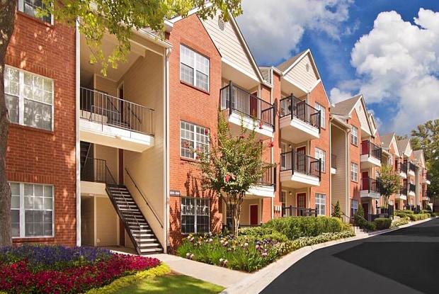 Brookwood Valley Apartments - 2035 Peachtree Rd NE, Atlanta, GA 30309