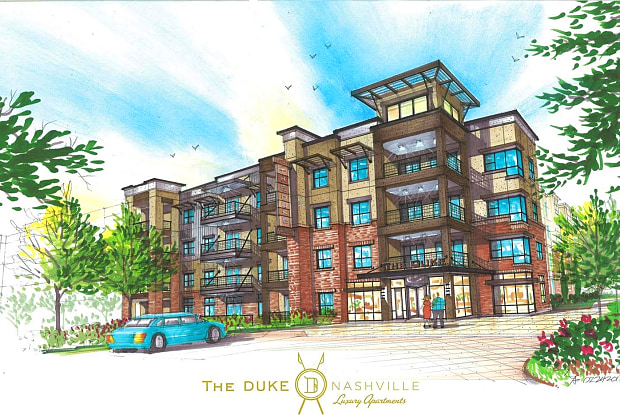 The Duke Nashville - 281 Cumberland Bend, Nashville, TN 37228