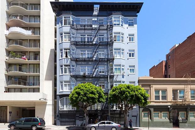 318 Turk Street - 318 Turk Street, San Francisco, CA 94102