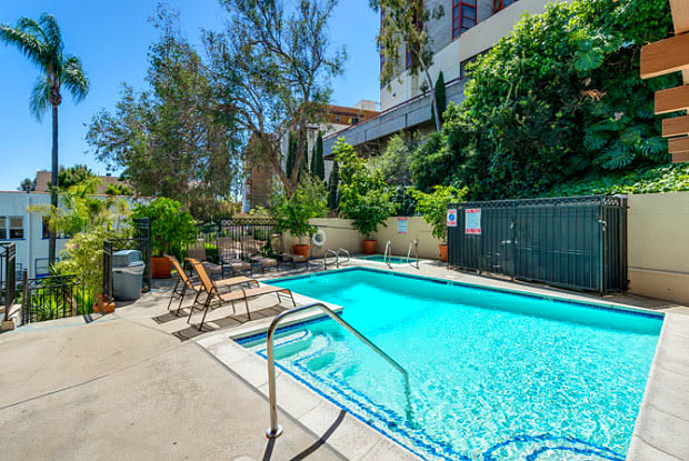 Ariel Court - 535 Gayley Ave, Westwood, CA 90024