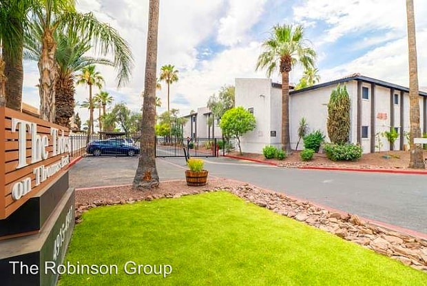 Tides on Thomas - 4815 E Thomas Rd, Phoenix, AZ 85008