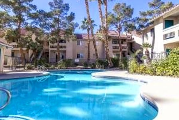 Terra Cotta Villa - 4080 W Twain Ave, Paradise, NV 89103
