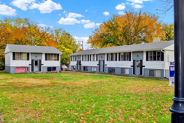 Washburn Arms - 1926 Southwest Washburn Avenue, Topeka, KS 66604