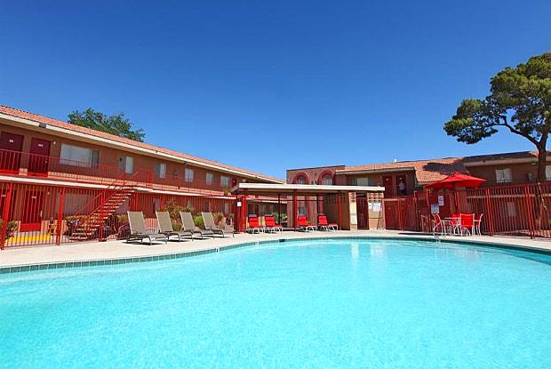 Arville Park Apartments - 2600 S Arville St, Las Vegas, NV 89102