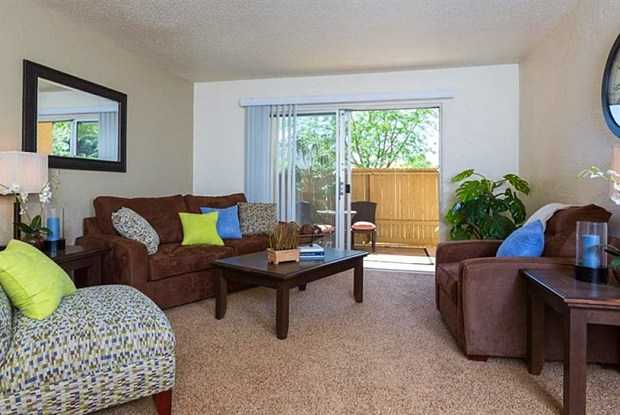 The Towers Apartments - 5404 Montgomery Blvd NE, Albuquerque, NM 87109