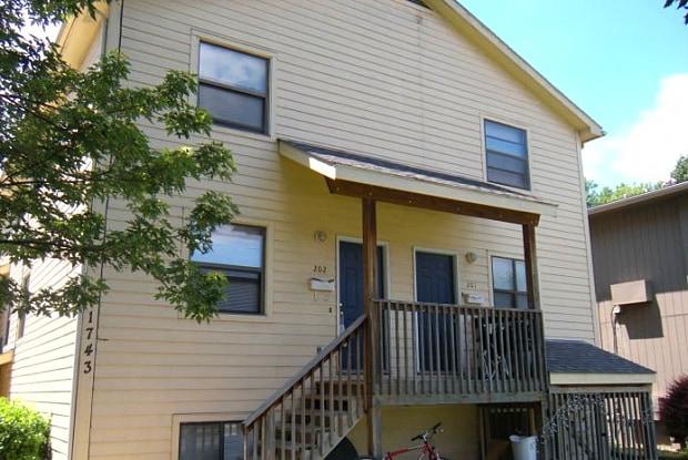 Ocho Court - 1743 Ohio St, Lawrence, KS 66044