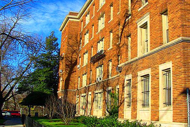 Pershing House - 3701 16th St NW, Washington, DC 20010