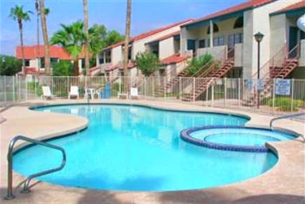 Crystal Springs Apartments - 8502 N 67th Ave, Glendale, AZ 85302
