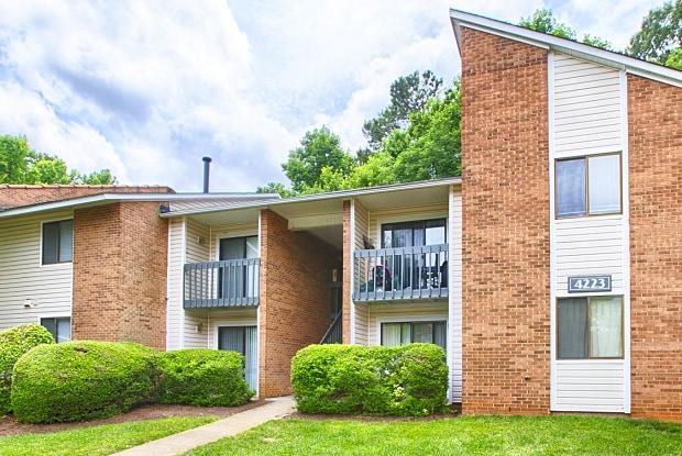 Green Meadows - 4219 Brockton Dr, Raleigh, NC 27604