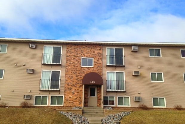 Lakeside Apartments - 415 33rd Ave N, St. Cloud, MN 56303