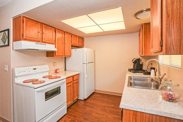 Woodside Apartment Homes - 3562 Lenoso Ter, Colorado Springs, CO 80910