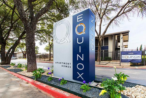 Equinox - 2420 E Abram St, Arlington, TX 76010