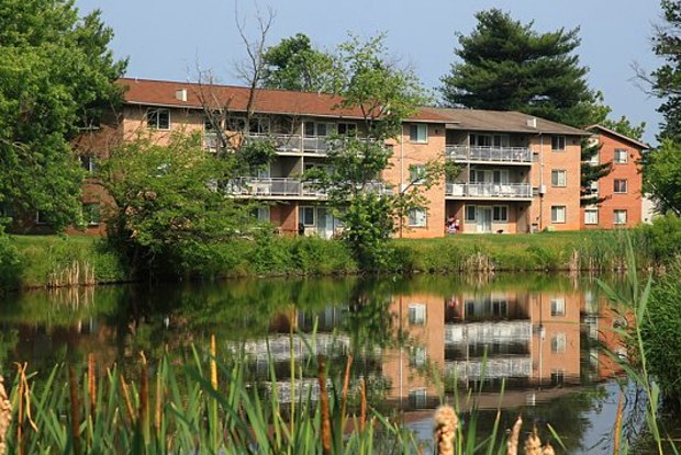 Willow Lake Apartments - 13010 Old Stage Coach Rd, South Laurel, MD 20708