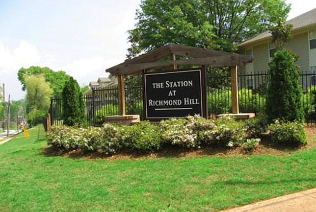 The Station at Richmond Hill - 1770 Richmond Cir SE, Atlanta, GA 30315