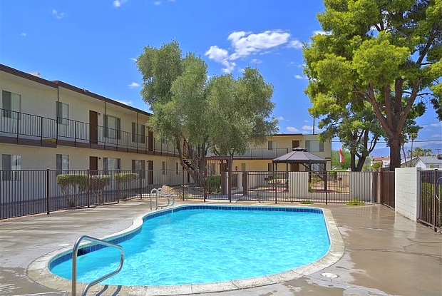 Pine Village - 3011 S Arville St, Las Vegas, NV 89102
