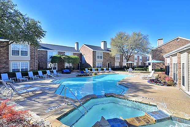 Briarcrest Apartments - 1330 Mac Arthur Dr, Carrollton, TX 75007
