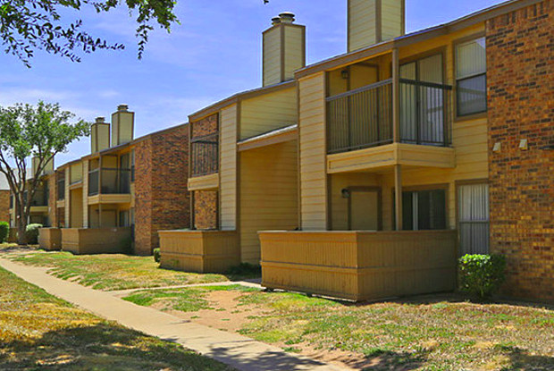 Meridian Apartments - 4400 N Holiday Hill Rd, Midland, TX 79707
