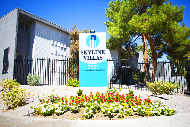 Skyline Villas - 3501 S Maryland Pkwy, Paradise, NV 89169
