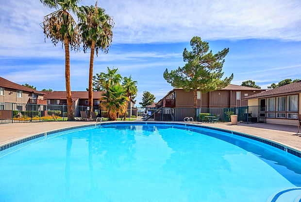 Sandpebble Village - 4480 Sirius Ave, Paradise, NV 89102